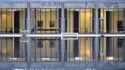Mid century reflection