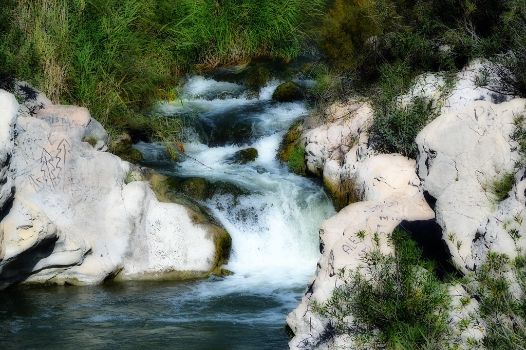 La Vía Verde del río Serpis