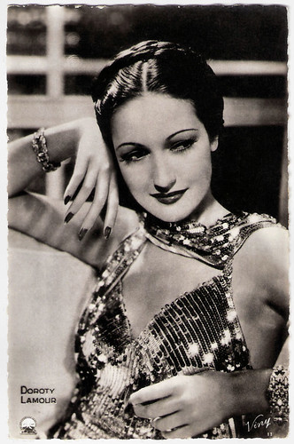 Dorothy Lamour | by Truus, Bob & Jan too!