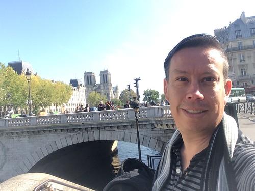 Fieldwork in Paris (Oct 2018)