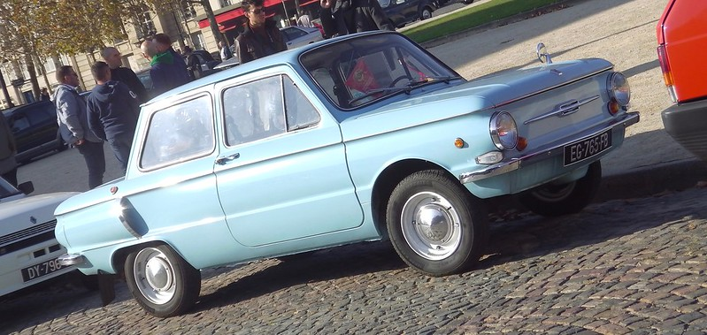 ZAZ Sporozoïtes 968A V4/1200 (Ukrainian Запоро́жець) 1970 Ukraine  45425337412_bdb73a5ae6_c