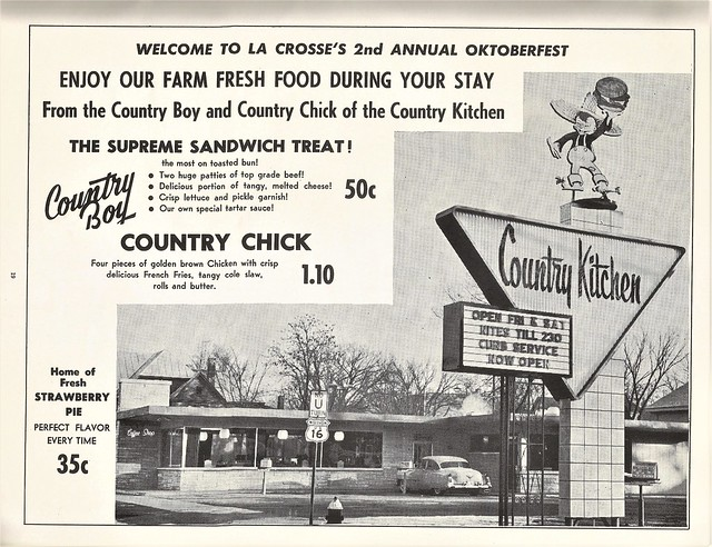 Country Kitchen, 1963