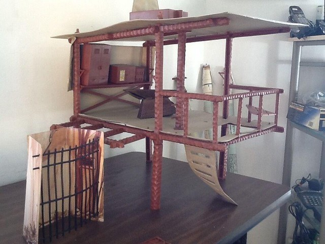 1974 Planet of the Apes TV Show Playset