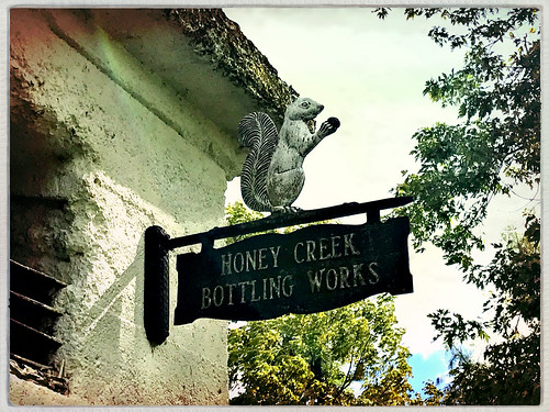marionville missouri park whitesquirrel honeycreekbottlingworks