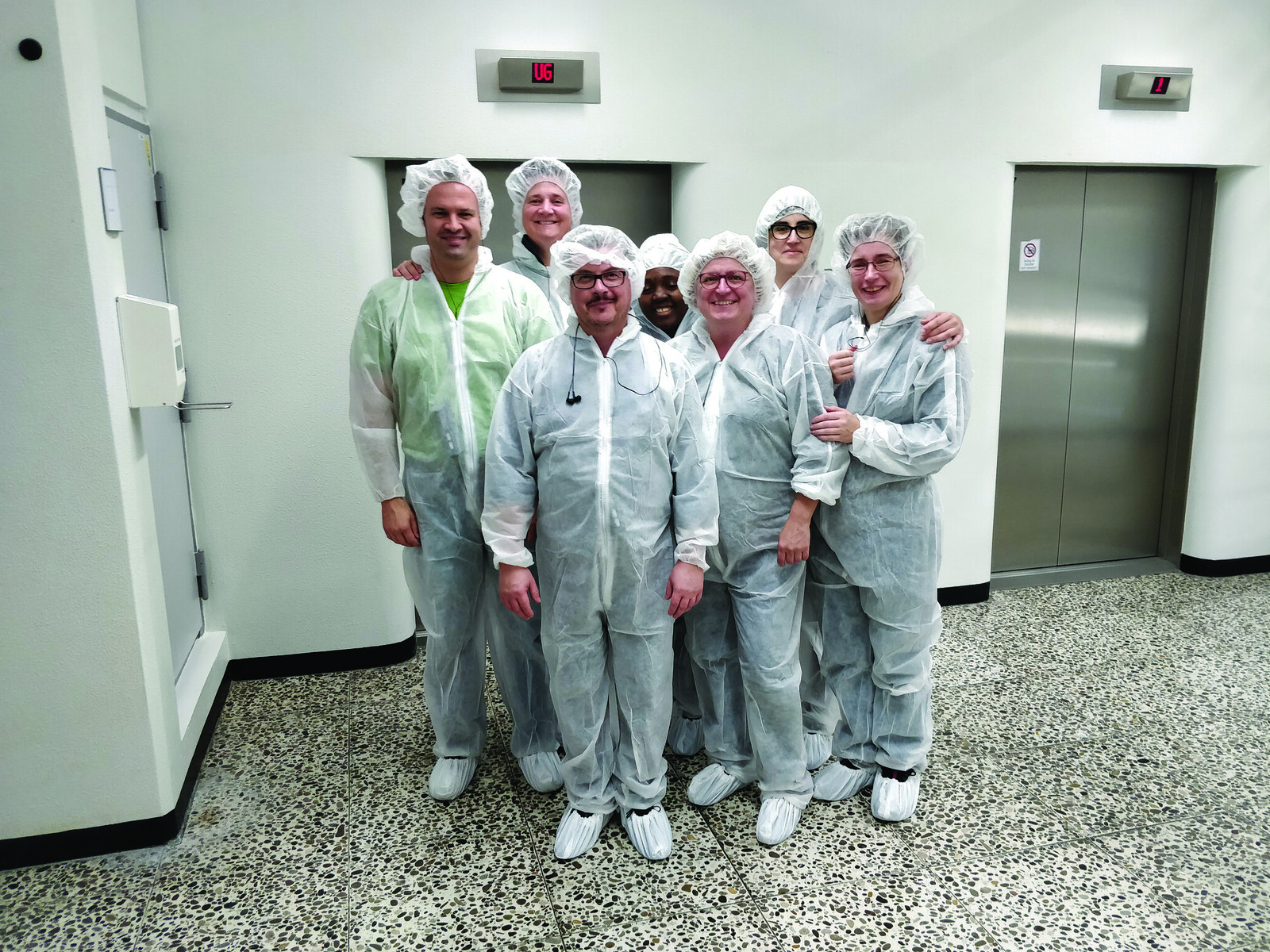 PDA Europe Bayer Facility Tour
