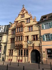 Colmar: Maison des Têtes