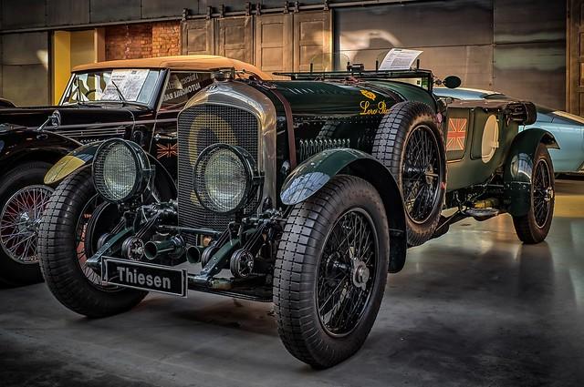 1924 BENTLEY 3/4,5 OPEN TOURER