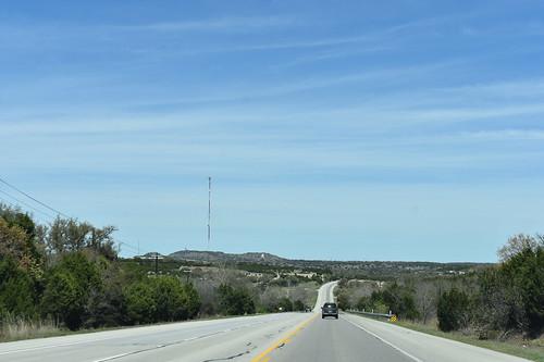 texas hillcounty devilsbackbone highway30 scenicview overlook
