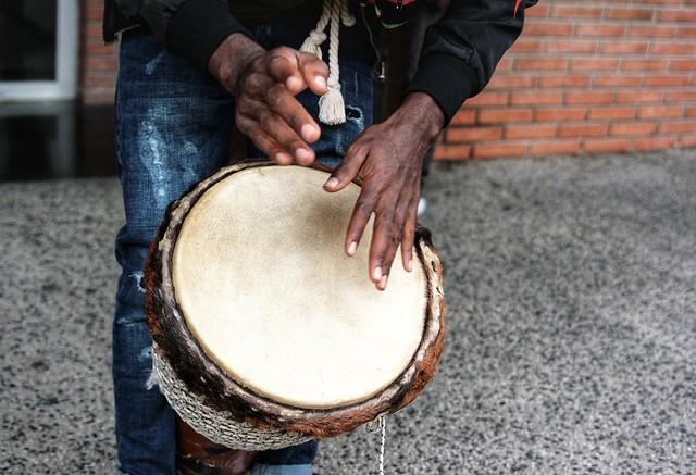 Percusión. Percussion