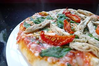 Oumph pizza | by M_tohappyvegans