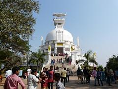 Dhauli Stupa