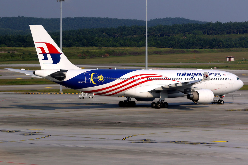Malaysia Airlines | Airbus A330-200 | 9M-MTX | Malaysia Ne