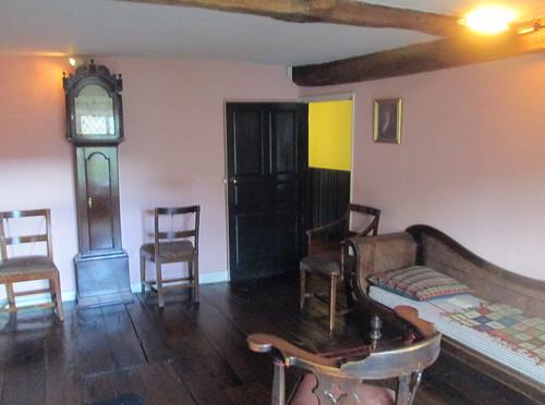 inside Dove  Cottage sitting room