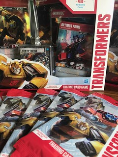 transformers trading card game | by KiWiInOz