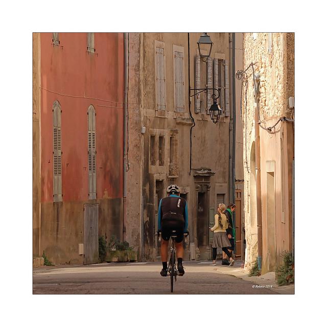 BONNIEUX - Luberon - Provence