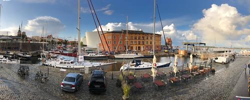 Hi from Stralsund, Germany!