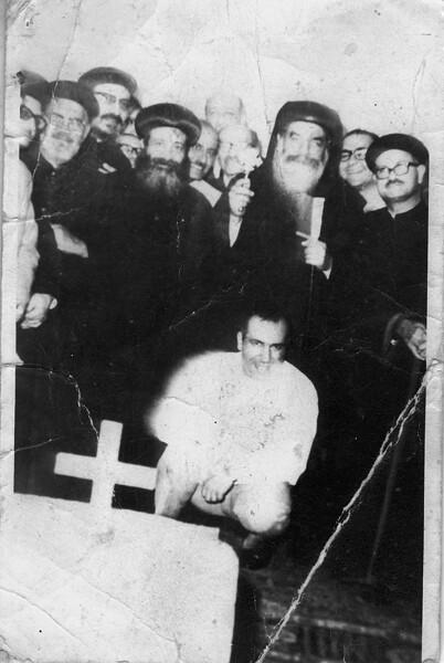 القمص جرجس ابراهيم - كاهن كنيسة رئيس الملائكة الجليل ميخائيل - طوسون - البابا كيرلس - الأنبا غريغوريوس