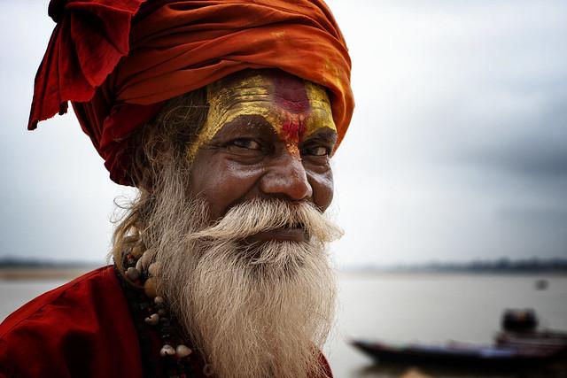 Varanasi Sadhu, India