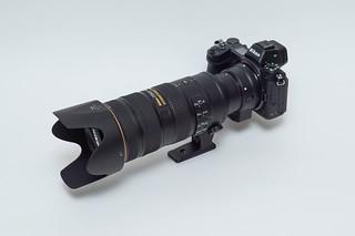 Nikon Z7 + FTZ + AF-S NIKKOR 70-200mm f/2.8G ED VR II | by ColdSleeper
