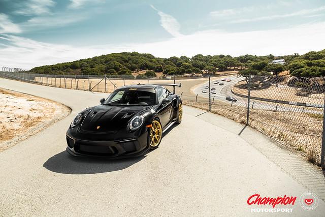 Porsche GT3 RS - Champion x Vossen Forged - RS74 - © Vossen Wheels 2018 -1027