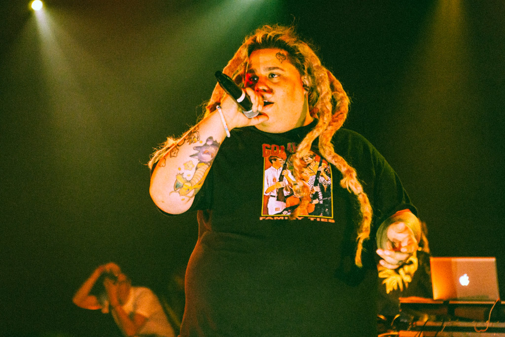 Fat Nick, Bexey, Teddy