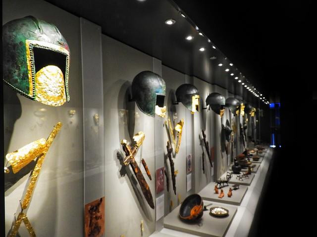 Museum of the ancient Pella..Macedonia Greece