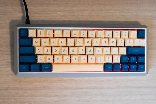 Wonky Keys, Keyboard Build.