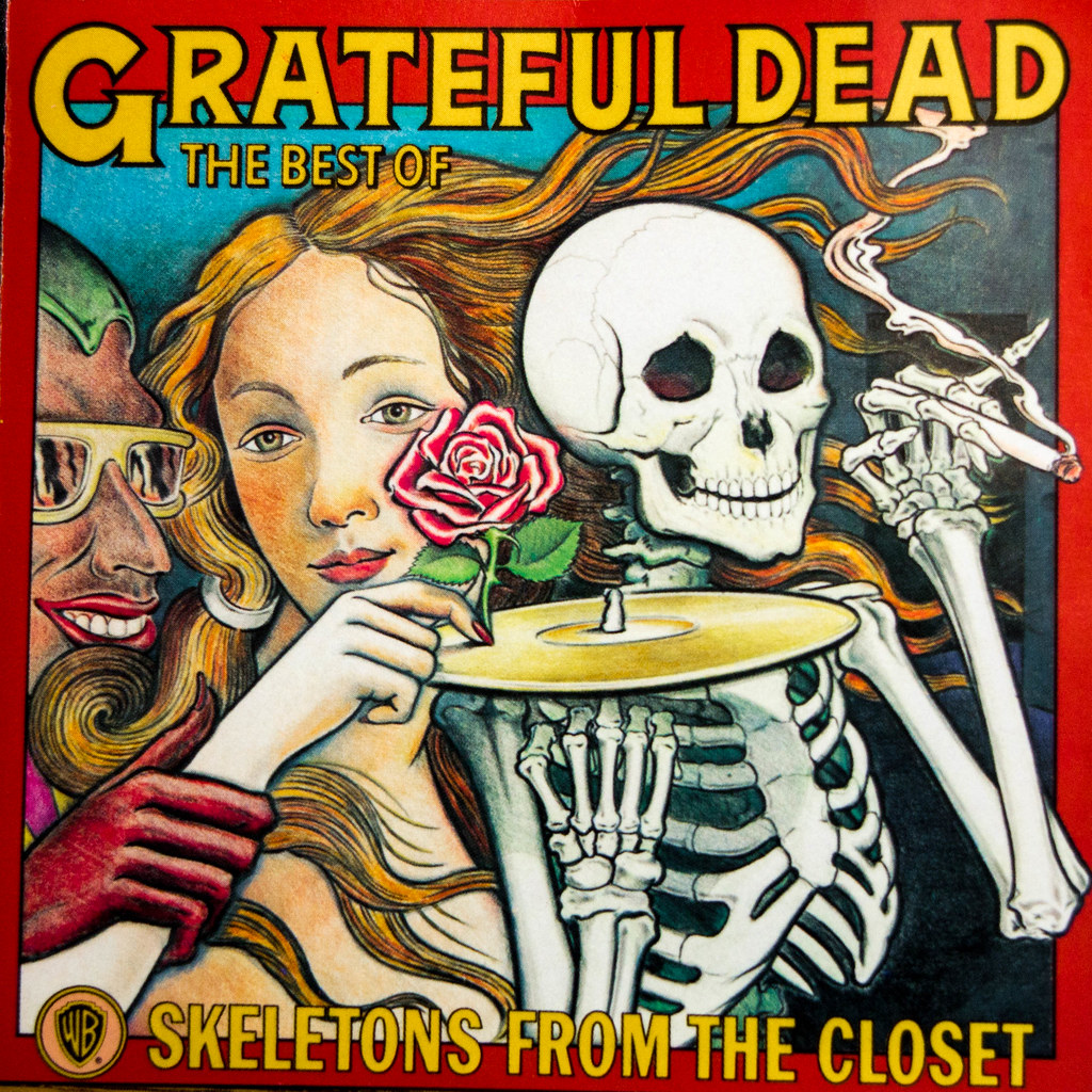 Skeletons From The Closet My Favorite Album From One Of My