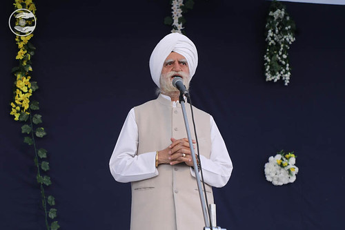 SNM Zonal Incharge HS Chawla from Ludhiana Punjab