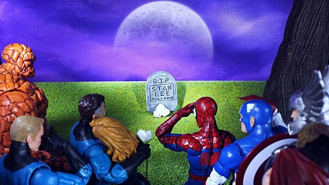 Goodbye to the original Marvel Legend