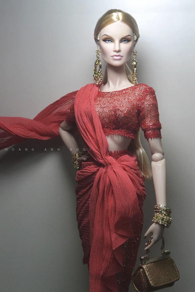 Fashion Royalty Tatyana Goddess FR2 Outfit Dress Sacred Lotus Integrity Doll