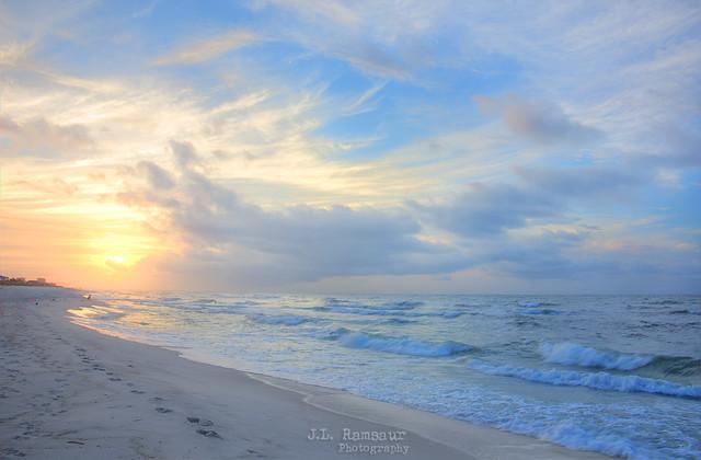 Pensacola Beach, Florida Sunrise