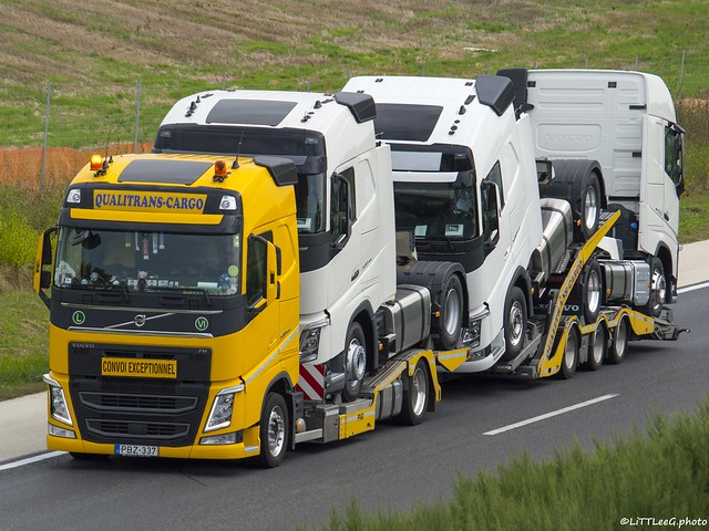 Volvo FHIV Globetrotter Qualitrans-Cargo (H)
