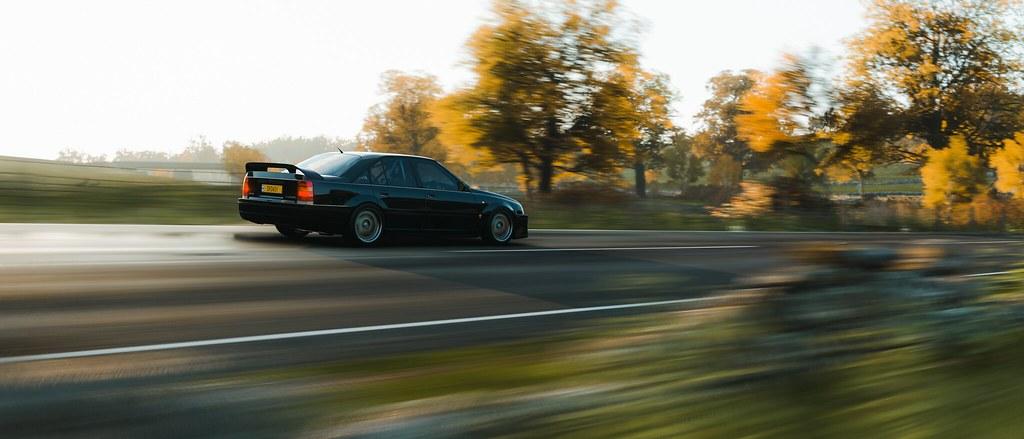 Vauxhall Carlton | Forza Horizon 4 -4K -In-game Photomode | Katsuo