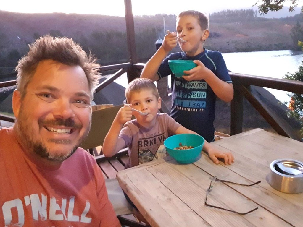 Familie naweek by Elgin River Lodge