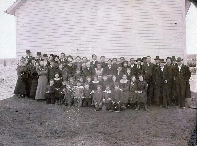 Pre Dec 1904 West Pella or Ora Dell Schools