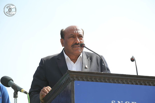 Vice President Indian Olympic Association, Kuldeep Vats