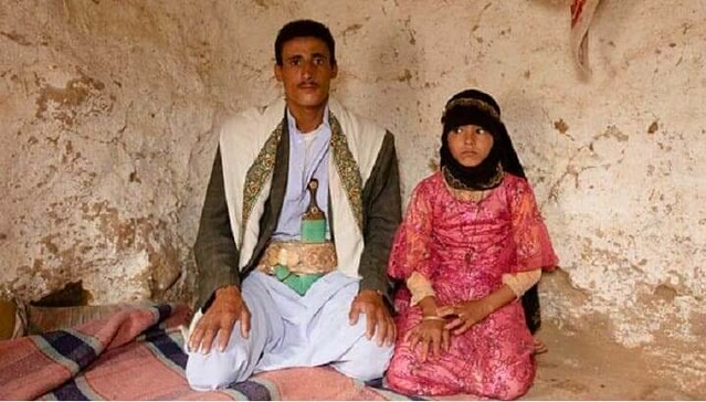 2132 8 Year Old Arab Child Bride died on Wedding Night due to Internal Injuries 02