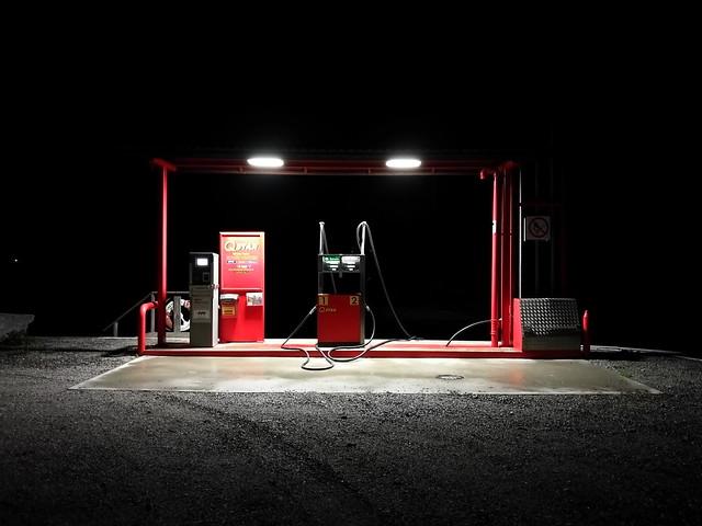 Gas Station Gryt's Varv