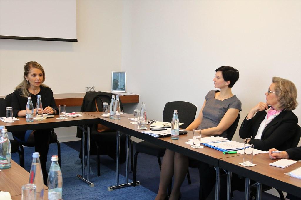 Special Co-ordinator Vigenin and Head of the OSCE PA Deleg…   Flickr