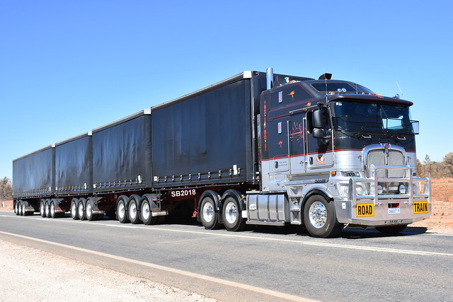 Lamattina - Kenworth K200 B-Quad