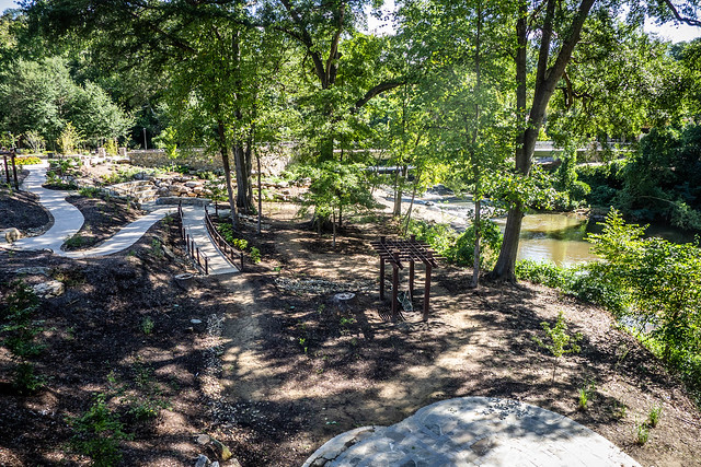 Cancer Survivor's Park and Falls Park-046