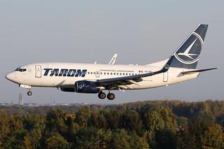 TAROM - Boeing 737-78J(WL) - YR-BGI | by Jesse Vervoort