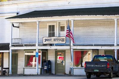 US Post Office Marshfield VT 05658