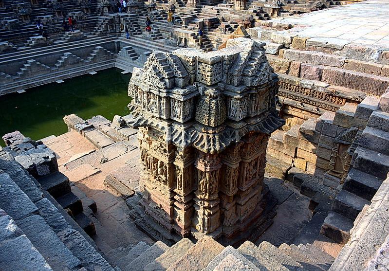 Ruins of Sun Temple, Modhera