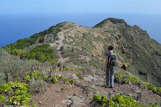 Walking in Anaga, Tenerife   by Snapjacs