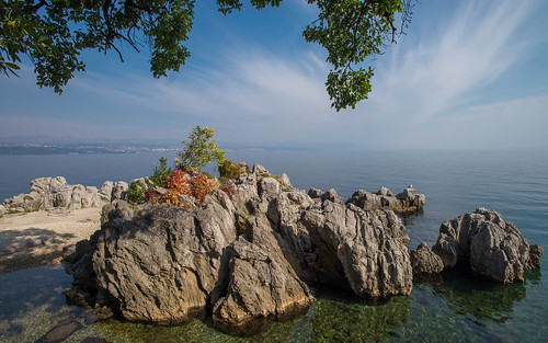 lungomare lovran istra kvarner istria sea seascape adriatic adriaticsea vladoferencic more jadranskomore nikond600 nikkor173528