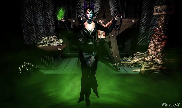 Dominatrix Maleficent