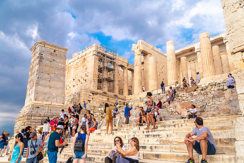 Entrance to Acropolis | by Wolfhowl
