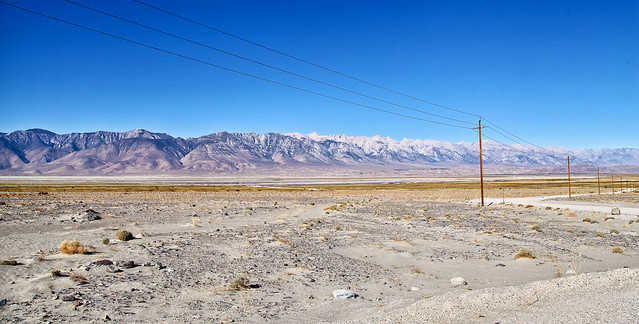 Owens Lake remains the single biggest source of particulate air pollution in the United States